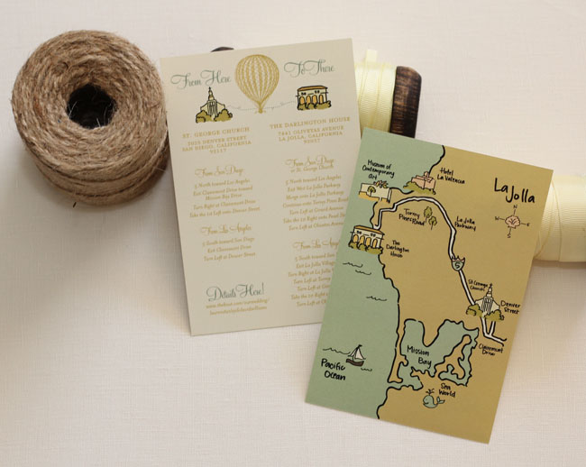 Charmant What A Great Way To Add A Little Personal Touch To Your Wedding Invitation  🙂