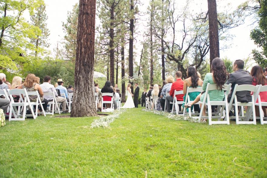 Big Bear Wedding Photographer