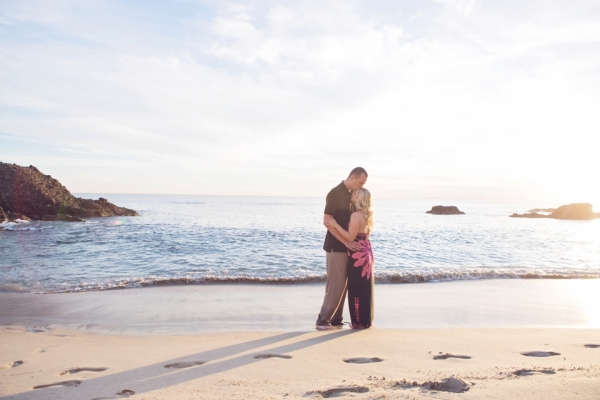 Laguna Beach Engagement Photographer